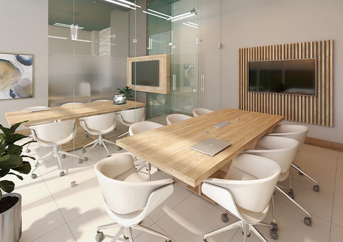 4. Business center